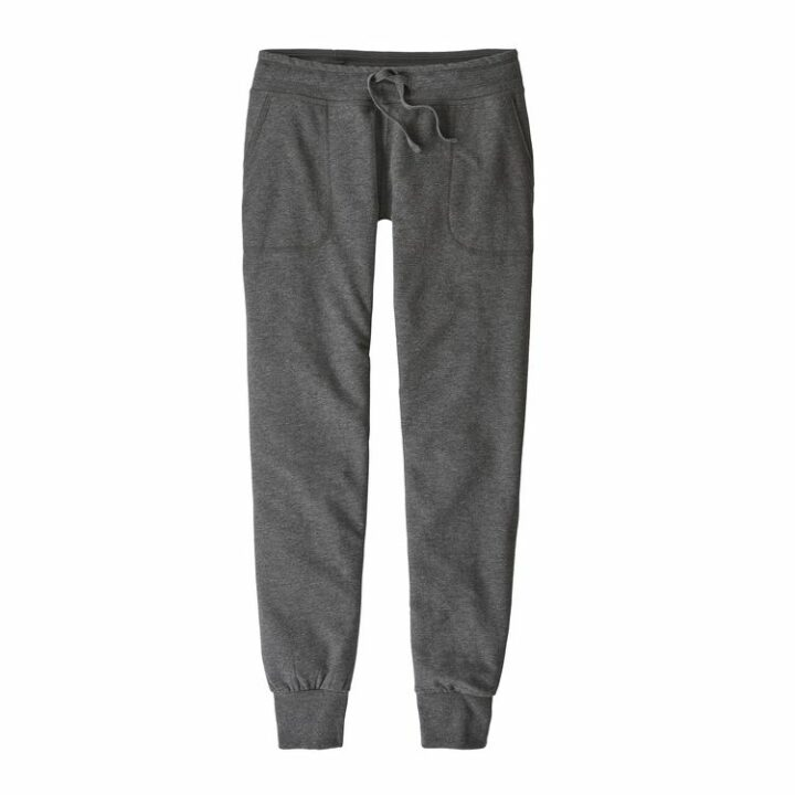 patagonia ahnya pants forge grey - monkshop