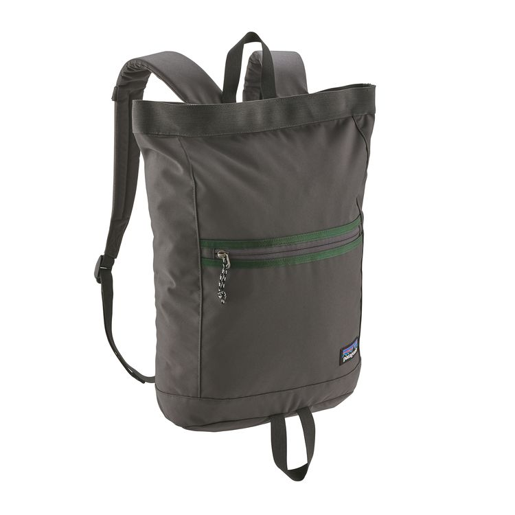 Patagonia Arbor Market Pack 15L Forge Grey - monkshop