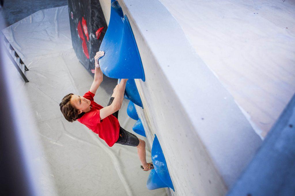 Monk bouldergym Rotterdam MJC 2018
