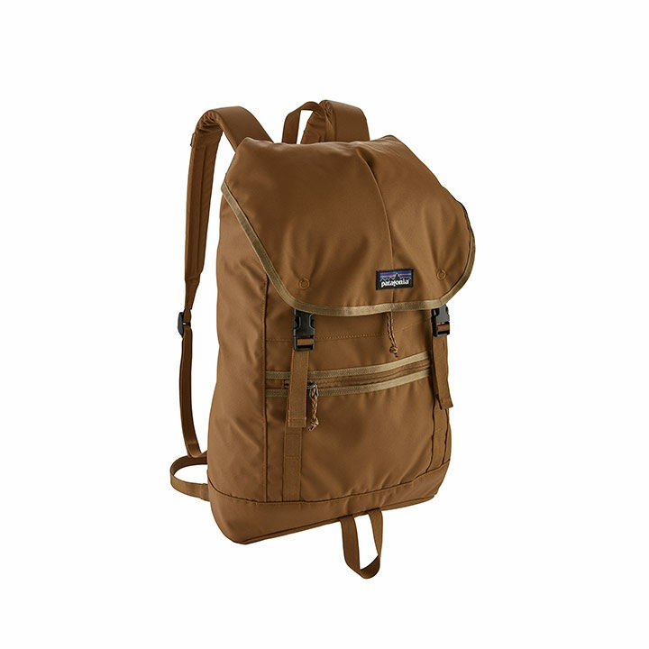 Patagonia Arbor Classic Rugzak 25L Bence Brown - Monkshop