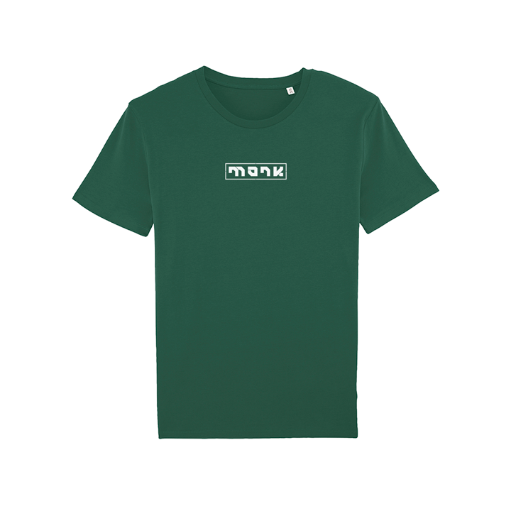 Monk Logo T-shirt Bottle Green - Monkshop