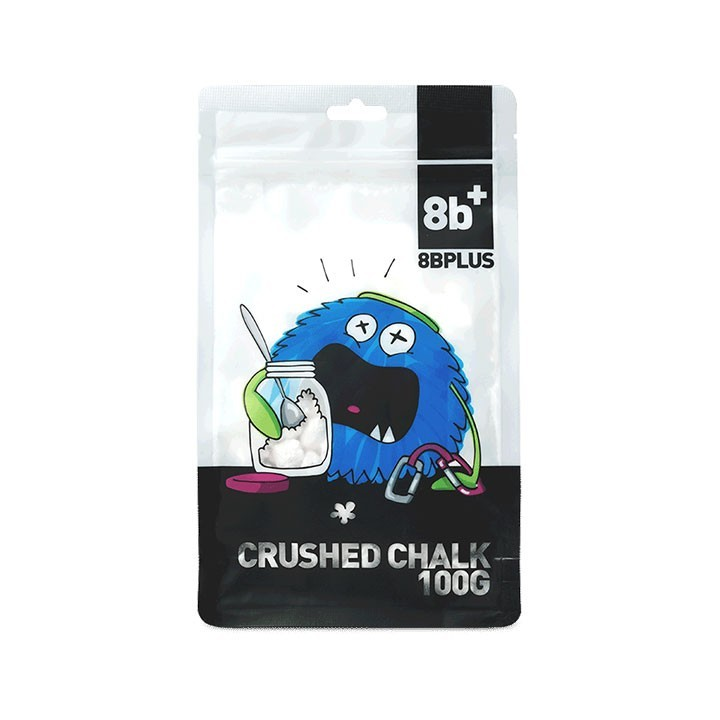 8bplus Crushed Magnesium 100 Gram - Monkshop