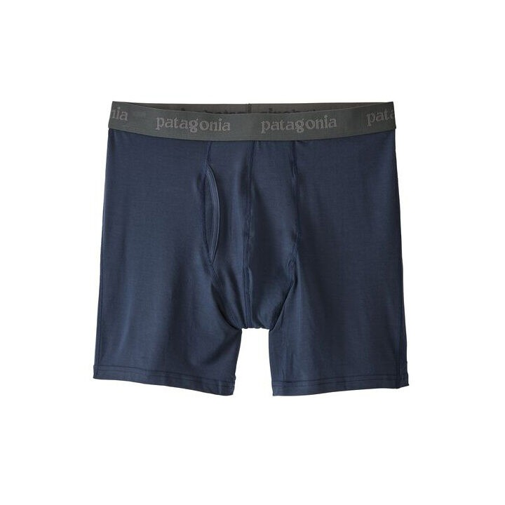 Patagonia Essential A/C Boxershort 6inch New Navy - Monkshop