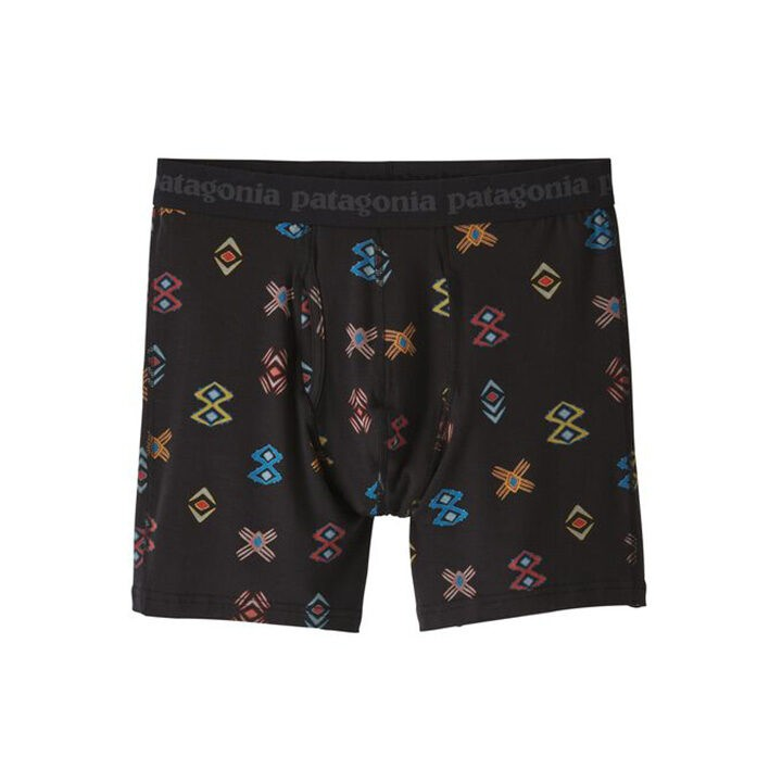 Patagonia Essential Boxershort 6inch Space Spirits Small - Monkshop