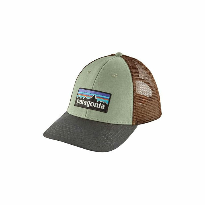 Patagonia P-6 Logo LoPro Tucker Pet Celadon - Monkshop