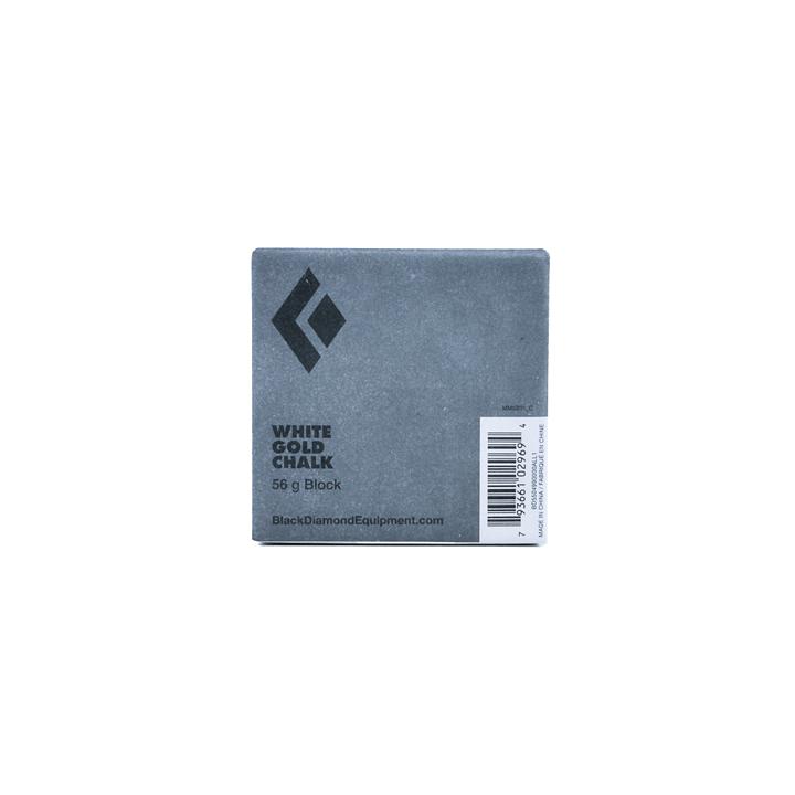 Black Diamond White Gold Blok 56gr - Monkshop