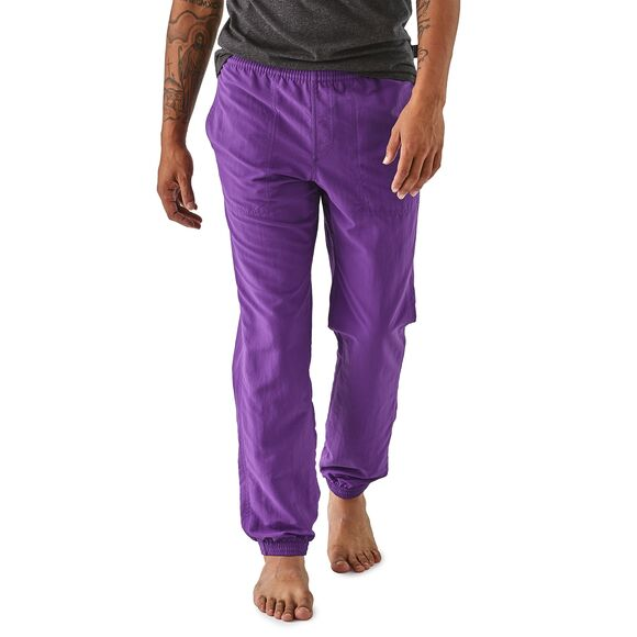 Patagonia Baggies Klimbroek Heren Purple - Monkshop