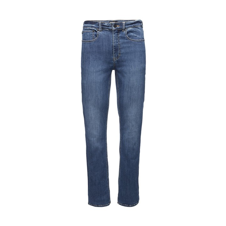 Black Diamond Forged Denim Heren Klimbroek - Monkshop