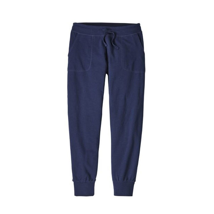 Patagonia Ahnya Dames Joggingbroek Navy Blue - Monkshop