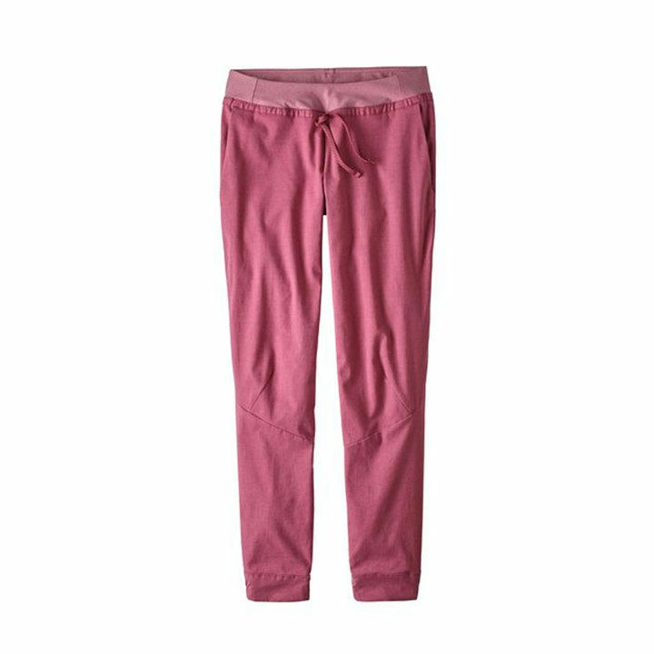 Patagonia Hampi Rock Dames Klimbroek Star Pink - Monkshop