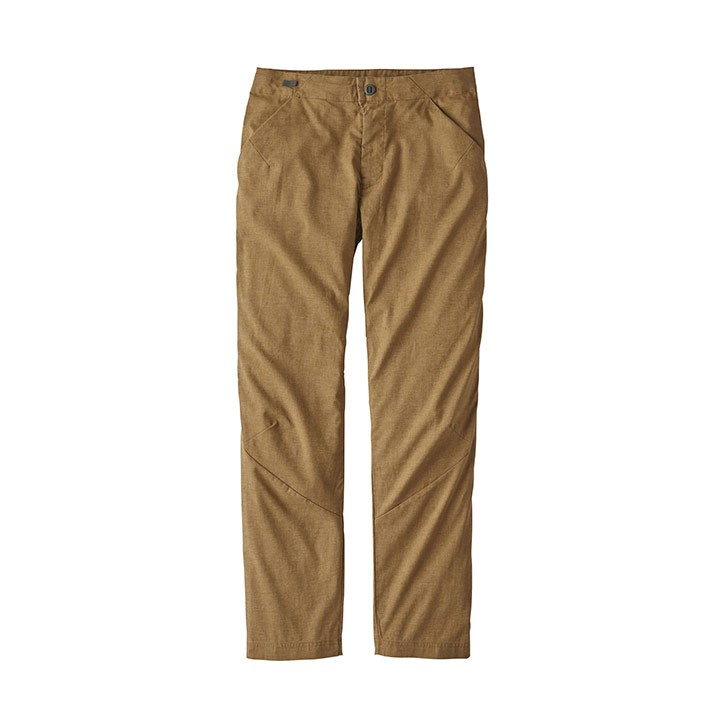 Patagonia Hampi Rock Klimbroek Heren Coriander Brown - Monkshop