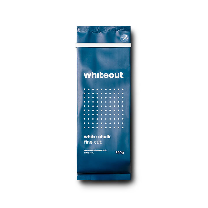 Whiteout Fine Magnesium 250 gram - Monkshop