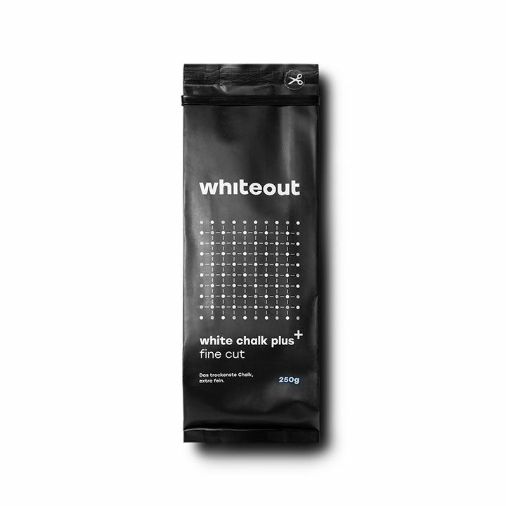 Whiteout Fine Plus Magnesium 250 gram - Monkshop