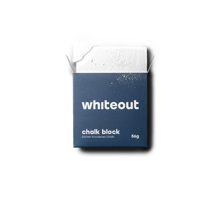 Whiteout Magnesium Blok 56g - Monkshop