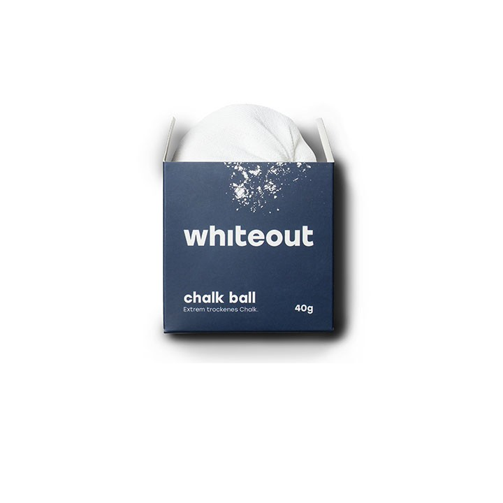 Whiteout Pofbal - Monkshop