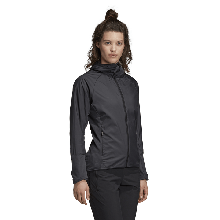 Adidas Terrex Skyclimb Fleece Jack Dames - Monkshop