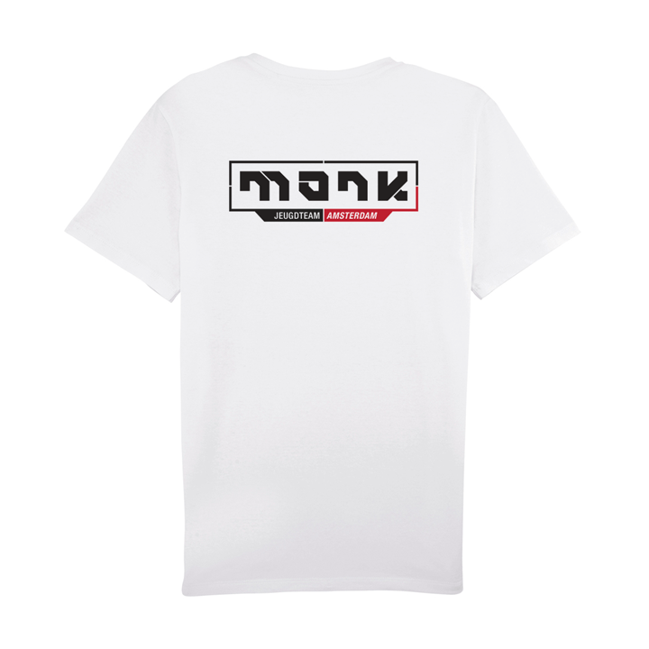 Monk Logo Jeugdteam Amsterdam T-shirt - Monkshop