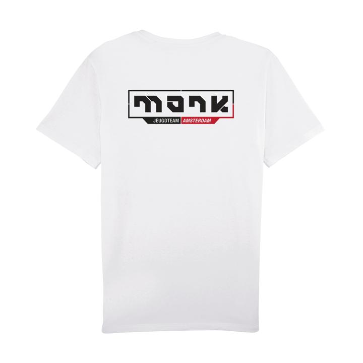 Monk Logo Jeugdteam Amsterdam T-shirt - Monkshop