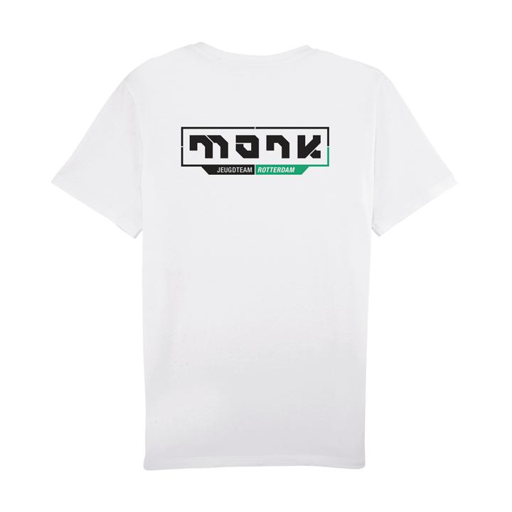 Monk Logo Jeugdteam Rotterdam T-shirt - Monkshop