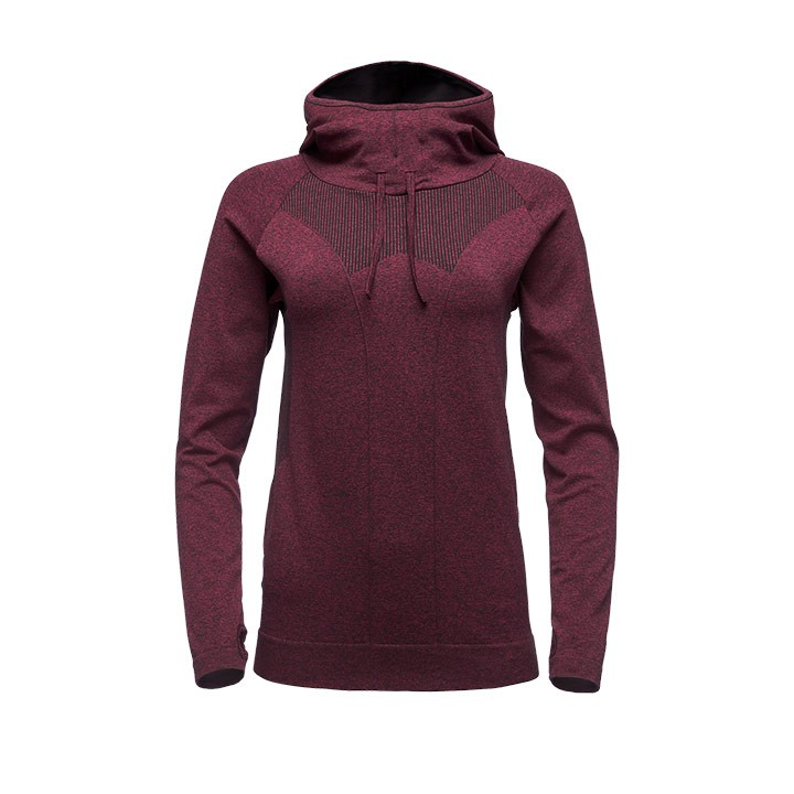 Black Diamond Crux Dames Hoody Wild Rose - Monkshop