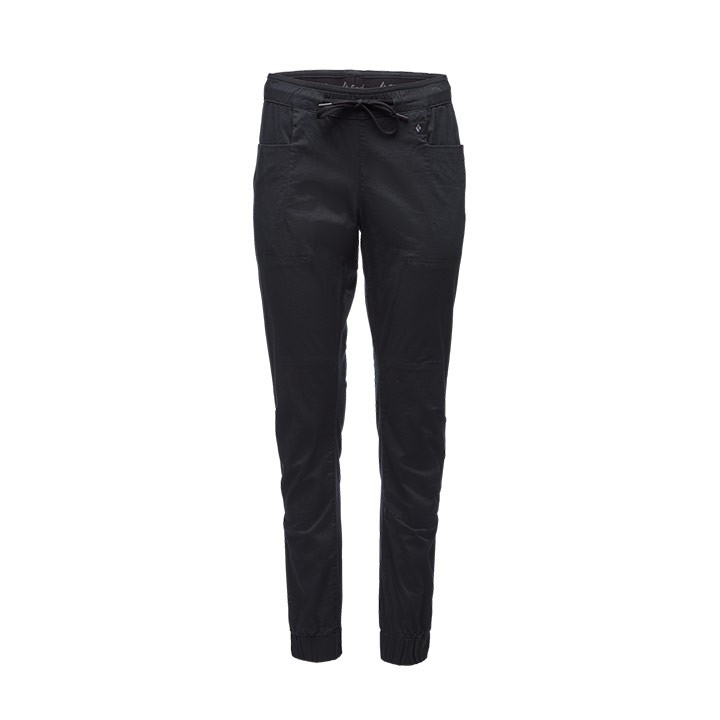 Black Diamond Notion SP Dames Klimbroek Black - Monkshop
