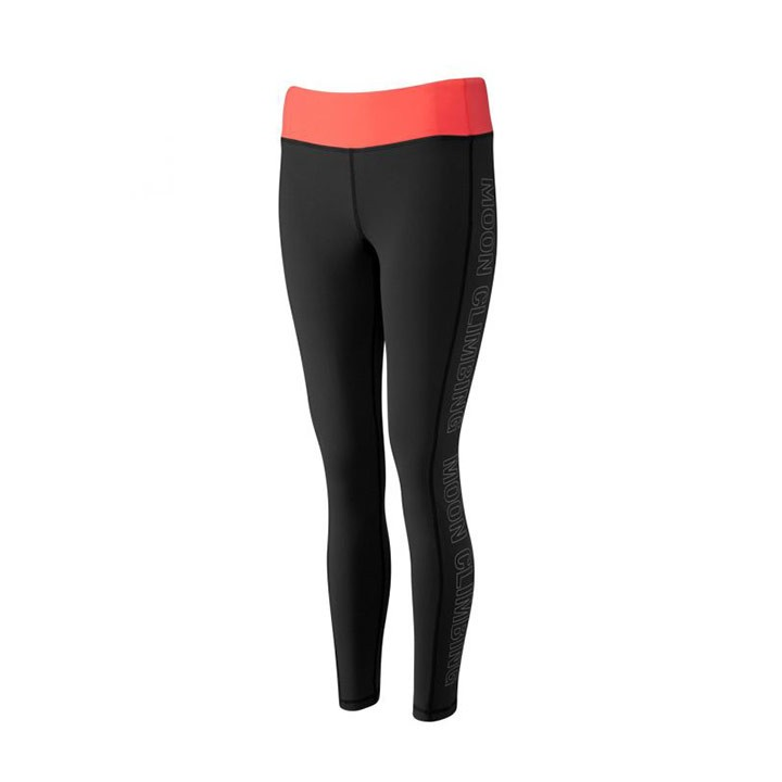 Moon Sigma Dames Legging Black Outline - Monkshop