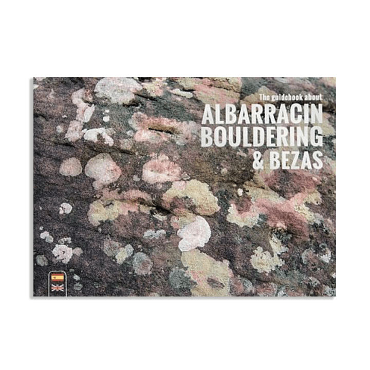 Albarracin & Bezas Bouldertopo - Monkshop