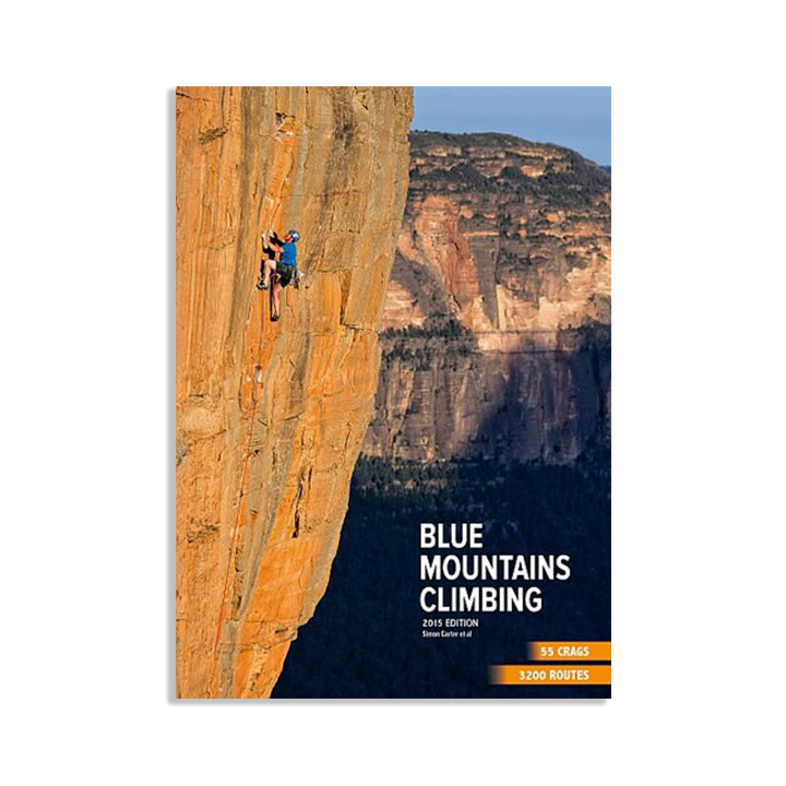 Blue Mountains Climbing Sportklimtopo - Monkshop