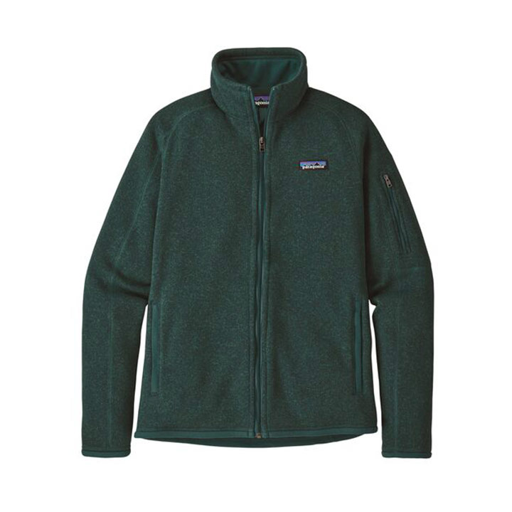 Patagonia Better Sweater Damestrui Piki Green - Monkshop