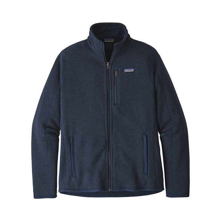 Patagonia Better Sweater Herentrui New Navy - Monkshop
