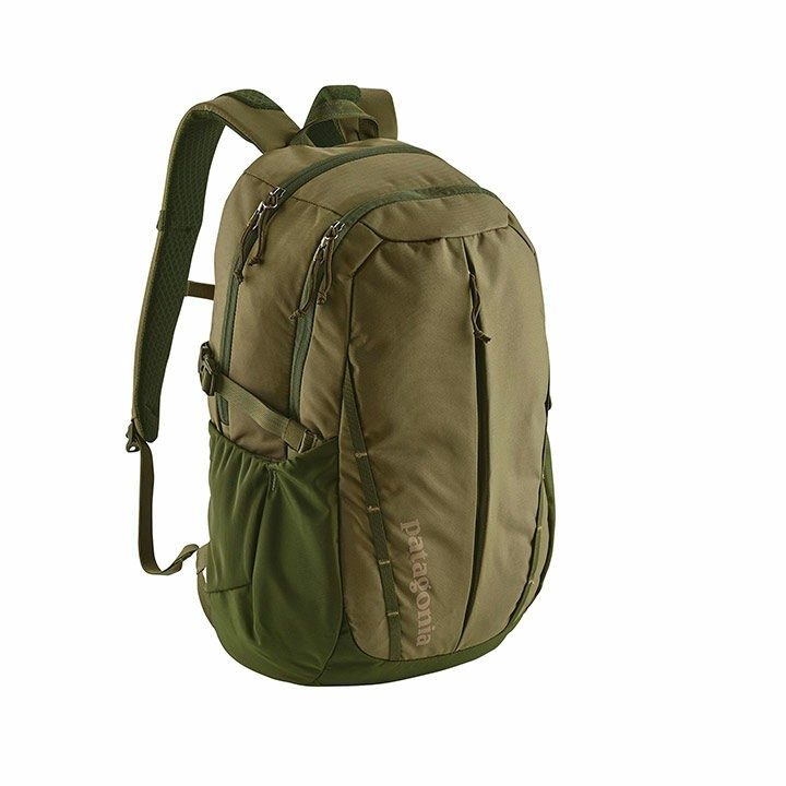 Patagonia Refugio 28L Rugzak Fatigue Green - Monkshop