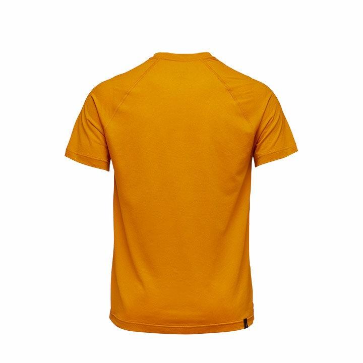 Black Diamond Motion Heren T-Shirt Ginger - Monkshop