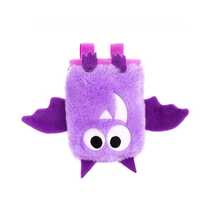 Crafty Climbing Bat Pofzak Violet - Monkshop