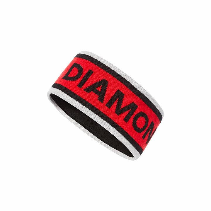 Black Diamond Flagstaff Hoofdband Alloy-Hyper Red - Monkshop
