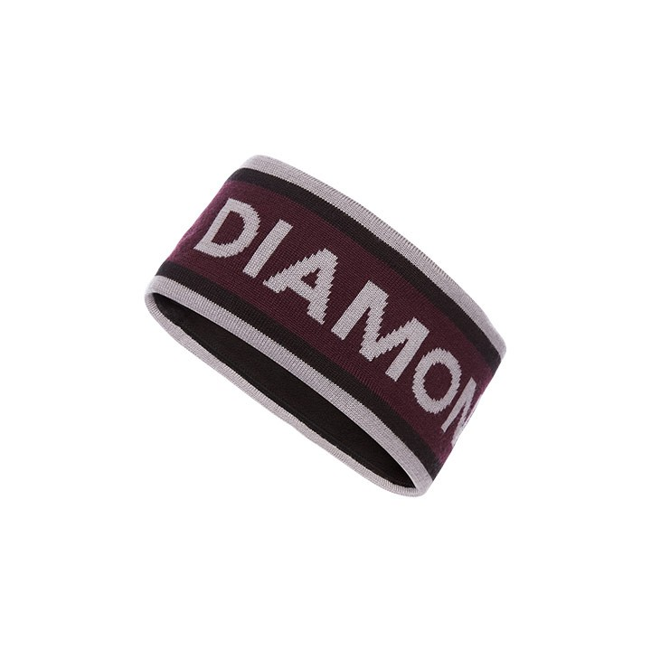 Black Diamond Flagstaff Hoofdband Purple Haze-Bordeaux - Monkshop