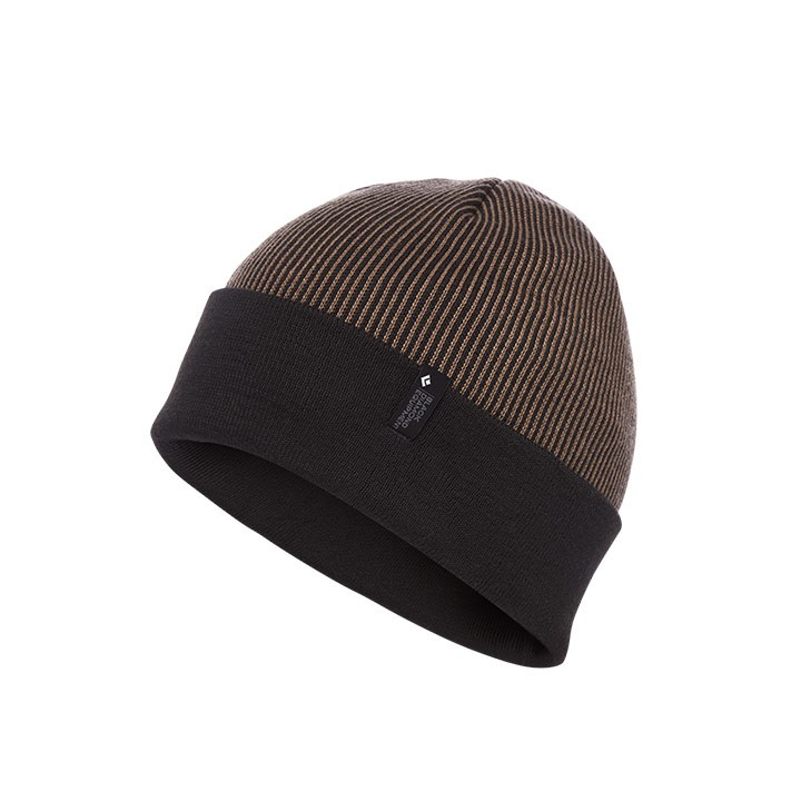 Black Diamond Kessler Beanie Walnut - Monkshop
