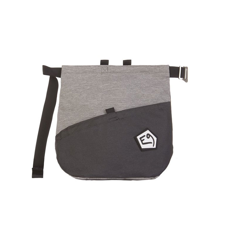 E9 Gulp Boulderpofzak Grey - Monkshop