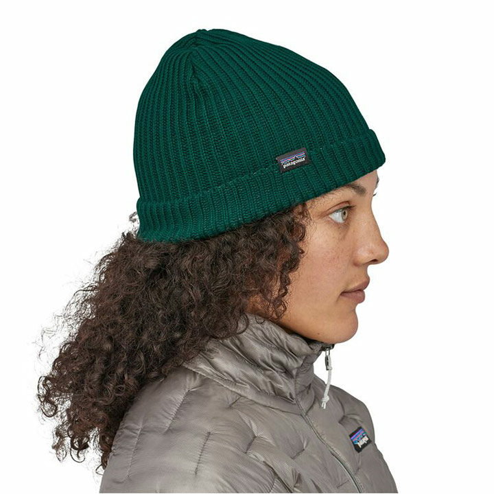 Patagonia Fisherman's Rolled Beanie - Monkshop