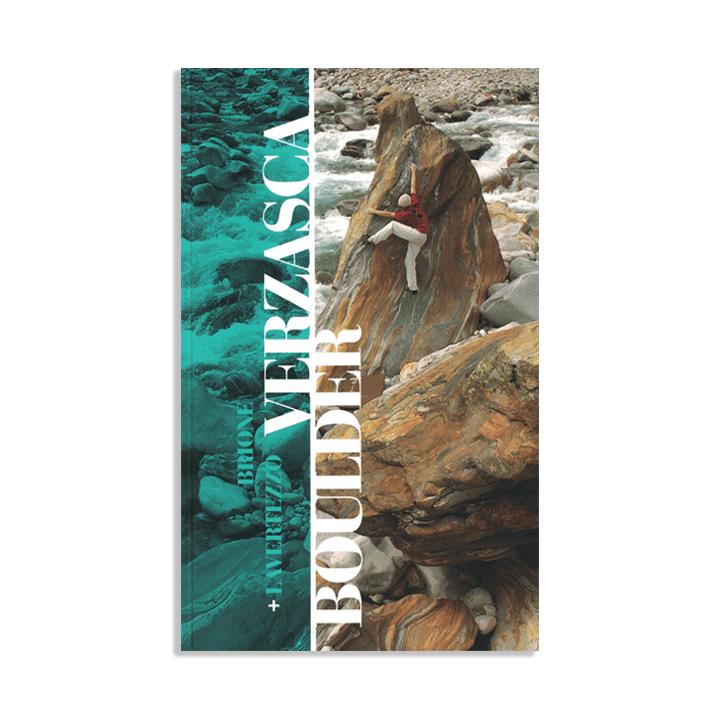 Brione & Verzasca Boulder Topo - Monkshop