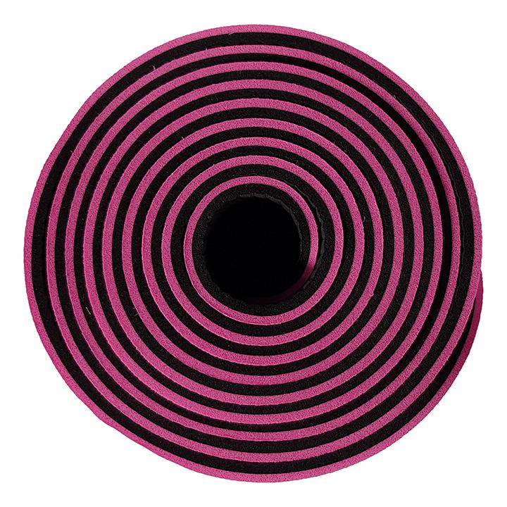Tunturi TPE Yogamat 4mm Pink - Monkshop
