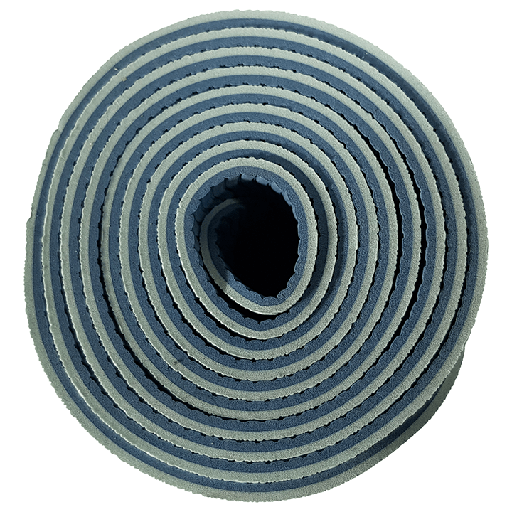 Tunturi TPE Yogamat 4mm Blue - Monkshop