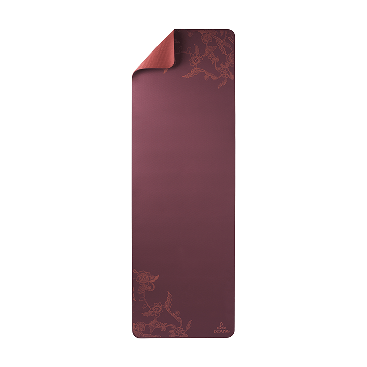 Prana Henna ECO Yogamat Redwood - Monkshop