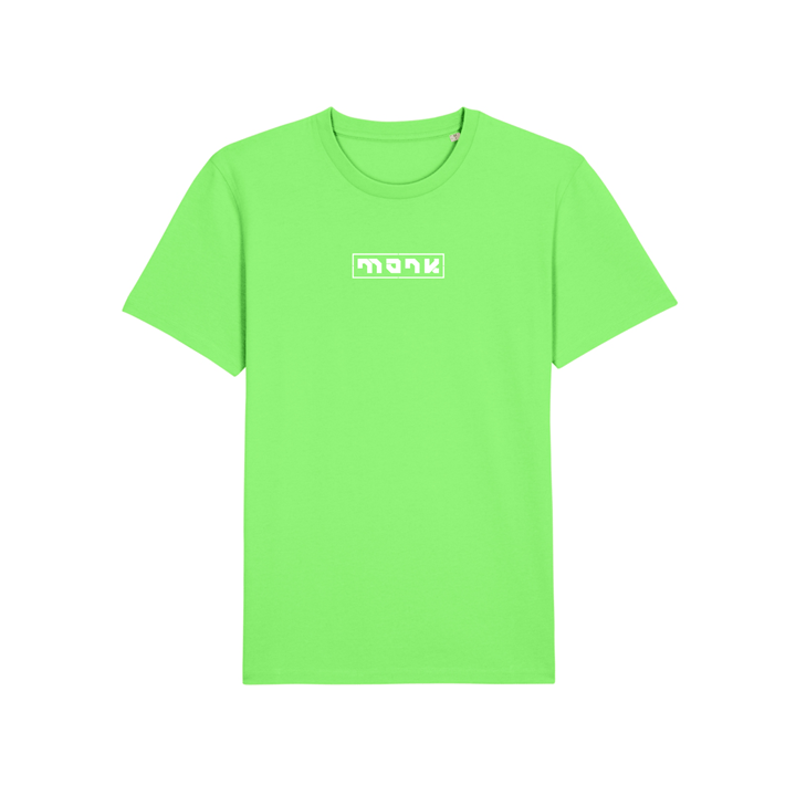 Monk Logo Unisex T-Shirt Apple Crunch