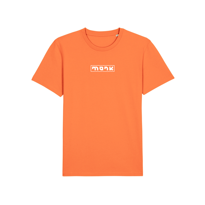 Monk Logo Unisex T-Shirt Juicy Melon - Monkshop