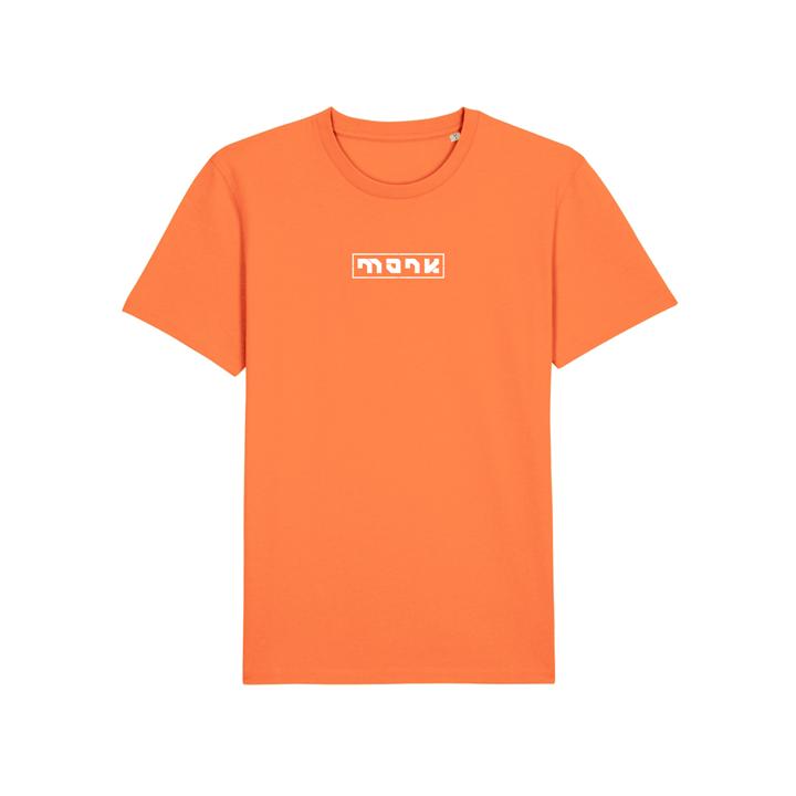 Monk Logo Unisex T-Shirt Juicy Melon - Monkshop