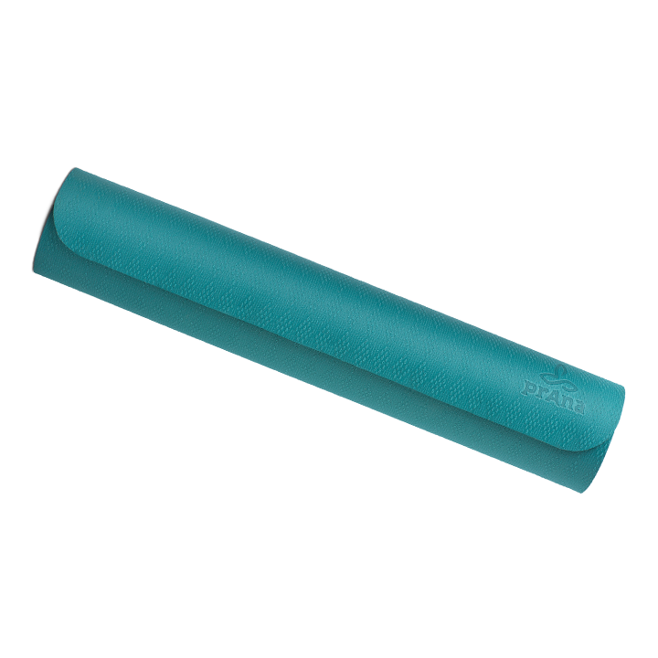 Prana E.C.O. Yogamat Retro Teal - Monkshop