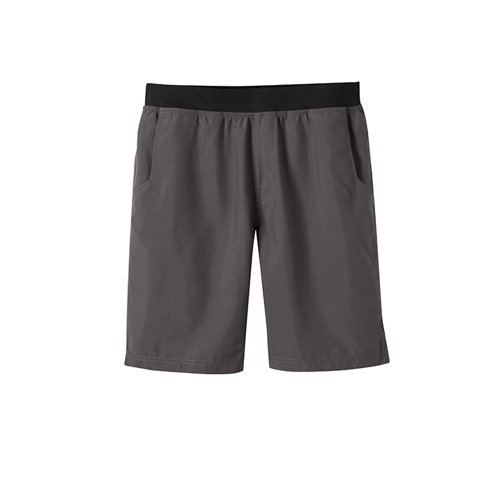 Prana Mojo Heren Korte Broek Coal - Monkshop