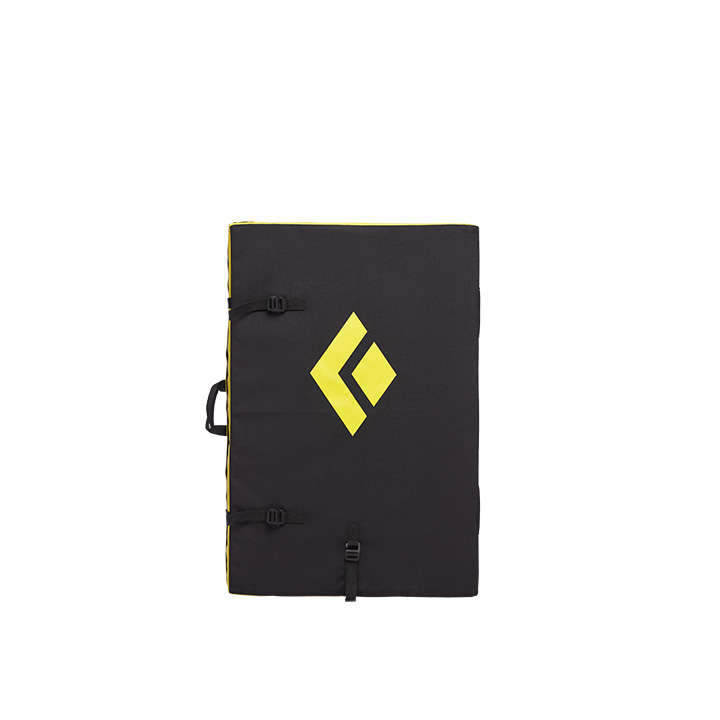 Black Diamond Circuit Crashpad Black Lemon Grass - Monkshop