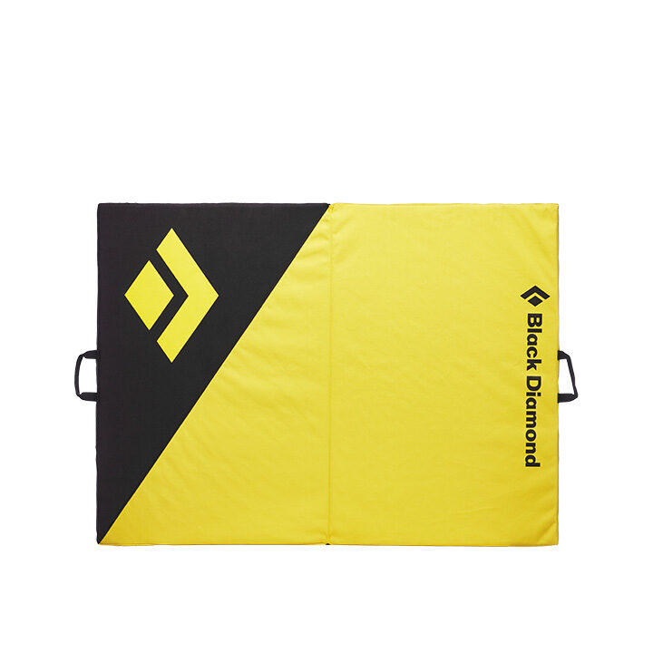 Black Diamond Circuit Crashpad Black Lemon Grass - Monkshop
