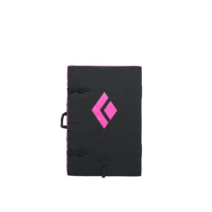 Black Diamond Circuit Crashpad Black Ultra Pink - Monkshop